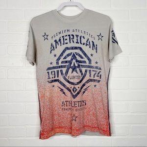 American Fighter Short Sleeve T-Shirt Men's Medium